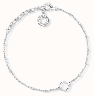 Thomas Sabo 19cm Stainless Steel Bracelet X0231-001-12-L19V