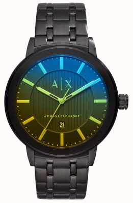 Armani Exchange Mens Maddox Stainless Steel Bracelet AX1461