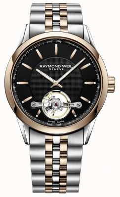 Raymond Weil Freelancer Automatic | Two Tone Stainless Steel Strap | 2780-SP5-20001