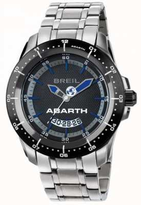 Breil Abarth Stainless Steel IP Black & Blue DIal TW1487