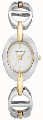 Anne Klein Womens Teri Silver Tone AK/N3123SVTT