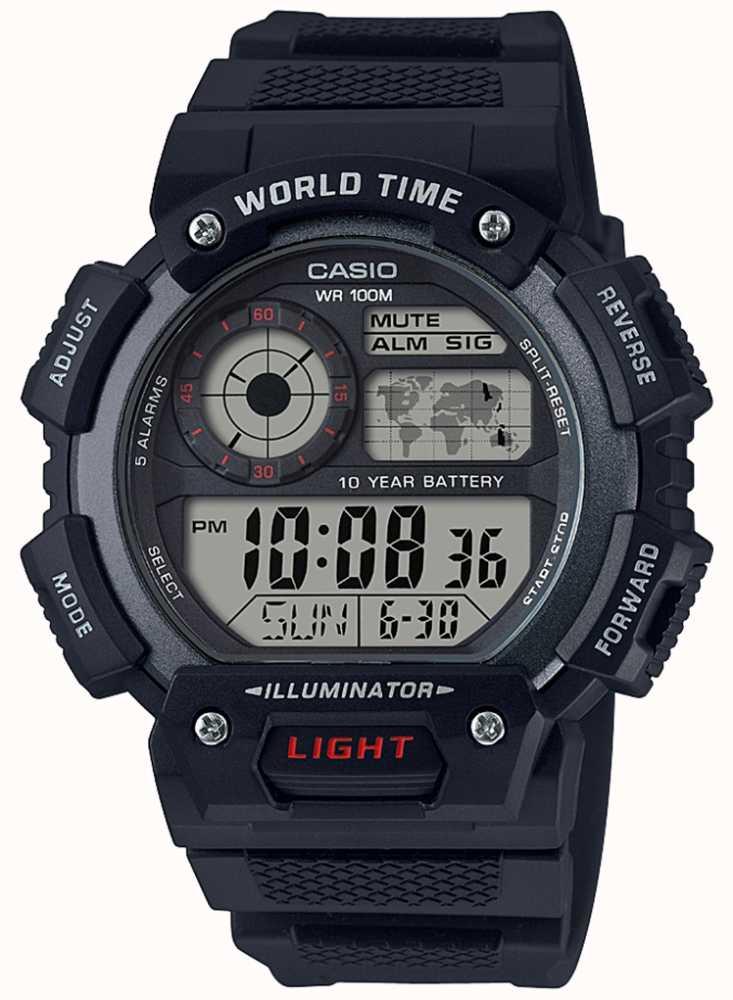 Casio AE-1400WH-1AVEF