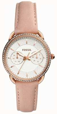 Fossil Womens Tailor Leather Strap ES4393