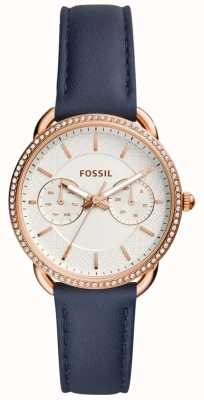 Fossil Womens Tailor Leather Strap ES4394