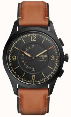 Fossil S Q Activist Leather Strap FTW1206