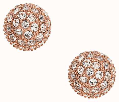 Fossil Womens Vintage Glitz Stainless Steel Jewellery JF01405791