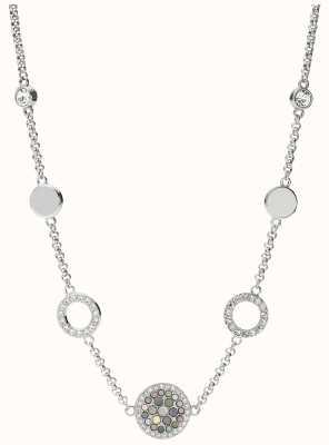 Fossil Womens Vintage Glitz Stainless Steel Jewellery JF02312040