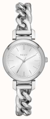 DKNY Womens Ellington Stainless Steel Strap NY2664