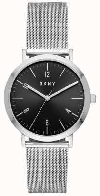 DKNY Womens Minetta Stainless Steel Strap NY2741