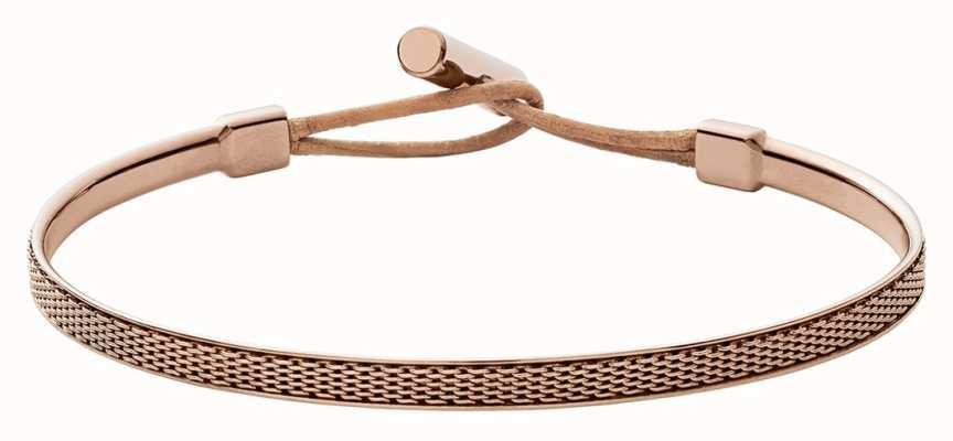 Skagen Womens Anette Stainless Steel Mesh Jewellery SKJ1112791