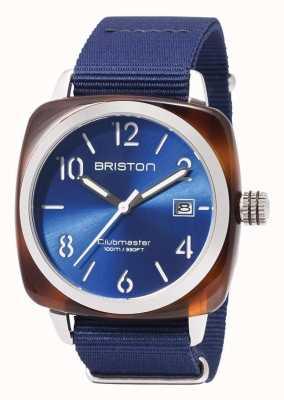 Briston Clubmaster Sport Icons Blue Strap 17142.SA.TS.9.NNB