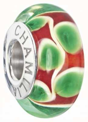 Chamilia Garland Red Green Bead 2116-1176