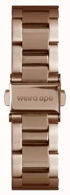 Weird Ape Rose Gold Link 16mm Bracelet ST01-000043