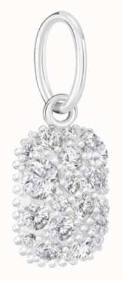 Chamilia Galaxy Birthstone Charm April Clear 2025-2497