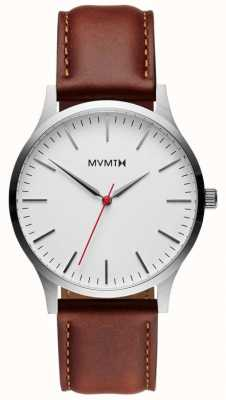 MVMT Mens 40 Series Natural Tan MT01-SNA