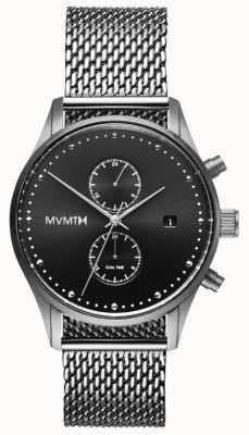 MVMT Mens Voyager Sterling MV01-S2