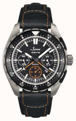 Sinn Mens EZM 10 Testaf Leather 950.011 LEATHER