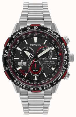 Citizen Mens Red Arrows Special Edition Radio Controlled Eco-Drive CB5008-82E