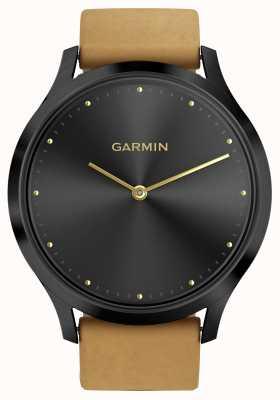 Garmin Vivomove HR Activity Tracker Tan Strap (and silicone strap) 010-01850-00
