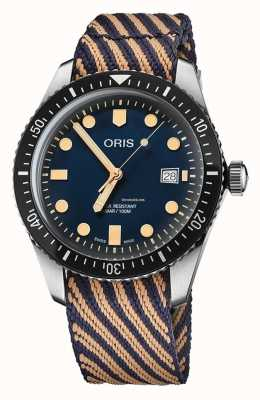 "Oris Diver's Sixty-Five Limited Edition ""World Clean-up Day"" 01 733 7720 4035-5 21 13"