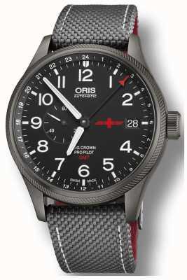 Oris Mens GMT Rega Limited Edition Big Crown ProPilot 01  748 7710 4284-SET
