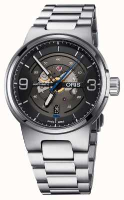 Oris Ex-Display Williams Engine Date Automatic 01 733 7716 4164-07 8 24 50