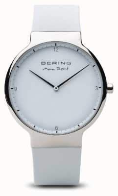 Bering Max René | Polished Silver | 15540-904
