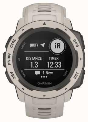 Garmin Instinct Tundra Outdoor GPS Silicone Strap 010-02064-01