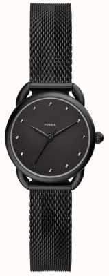 Fossil Ladies Tailor Watch Black Mesh ES4489