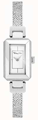 Thomas Sabo Womens Stainless Steel Case/bracelet White Dial WA0330-201-202-23