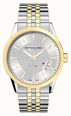 Raymond Weil Mens | Raymond Weil | Freelancer Automatic Watch Two Tone | 2770-STP-65021