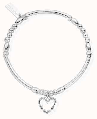 ChloBo Lost In Love Sterling Silver Bracelet SBNR1191