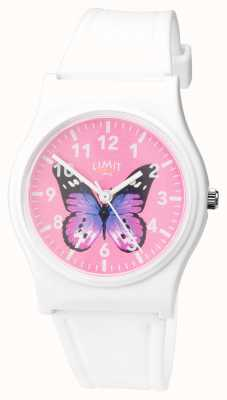 Limit | Ladies Secret Garden Watch | Pink Butterfly Dial | 60030.37