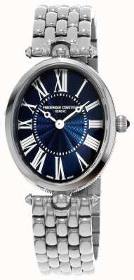 Frederique Constant   Ladies Art Deco Watch   Stainless Steel   FC-200MPN2V6B