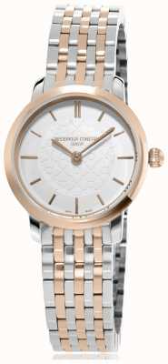 Frederique Constant | Ladies Classic Quartz | Stainless Steel | FC-200WHS2B