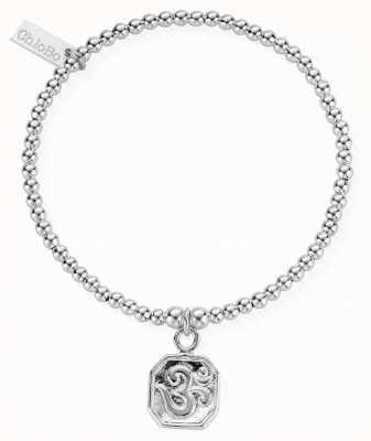 ChloBo Womens | Cute Charm Om | Bracelet SBCC627