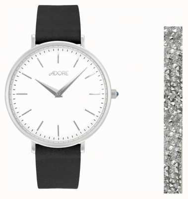 Adore By Swarovski Adore Holiday Signature Watch Gift Set 5459989