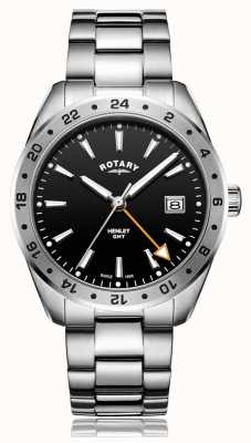 Rotary | Gents Bracelets Stainless Steel | GB05295/04
