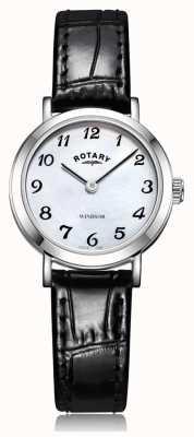 Rotary | Ladies Stainless Steel Bracelet | LS05300/68