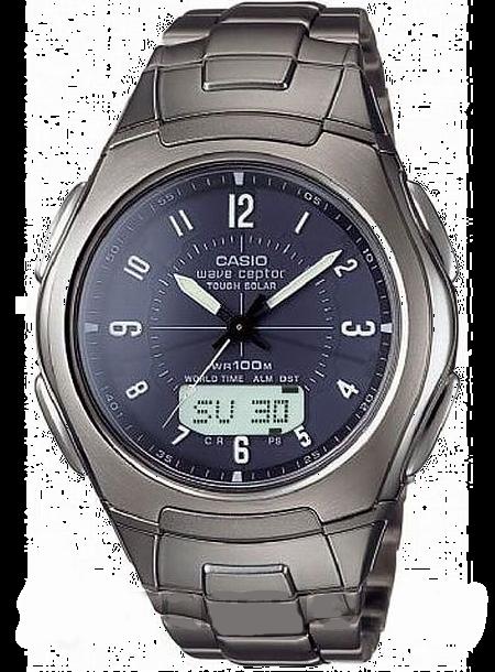 cfc6e72ee478 Casio Wave Ceptor WVA-430TDE-1A2VER - First Class Watches™ AUS
