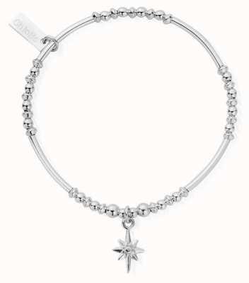 ChloBo | Sterling Silver North Star Bracelet SBPROMOSS19