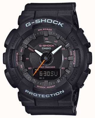 Casio | Compact G-shock | Black | GMA-S130VC-1AER