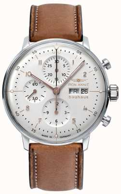 Iron Annie Bauhaus | Automatic | Chronograph | White Dial 5018-4