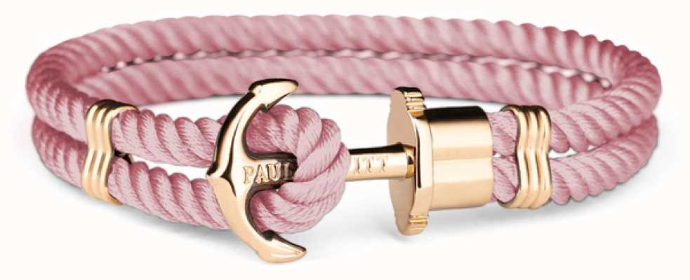 Paul Hewitt | Mens Gold Plated Phrep Bracelet | PH-PH-N-G-A-M