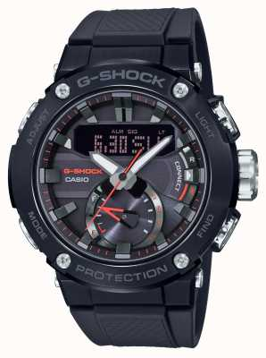 Casio G-STEEL G-Shock Bluetooth Link 200m WR Rubber Strap GST-B200B-1AER