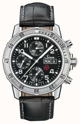 Sinn Traditional Diving Chronograph 206.010 COWHIDE STRAP