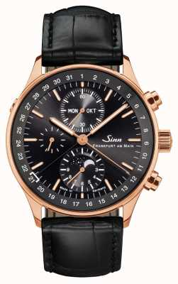 Sinn The Frankfurt Financial District Watch 6012.021 COWHIDE STRAP