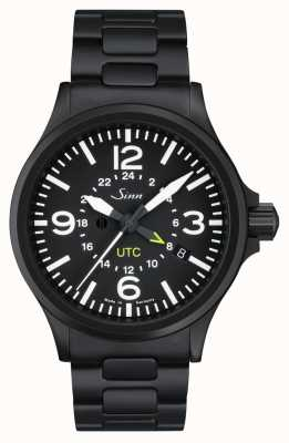 Sinn 856 S UTC The pilot watch with magnetic field protection and 856.020