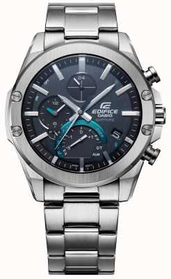 Casio Edifice Men's | Bluetooth Smartphone Link | Stainless Steel EQB-1000D-1AER