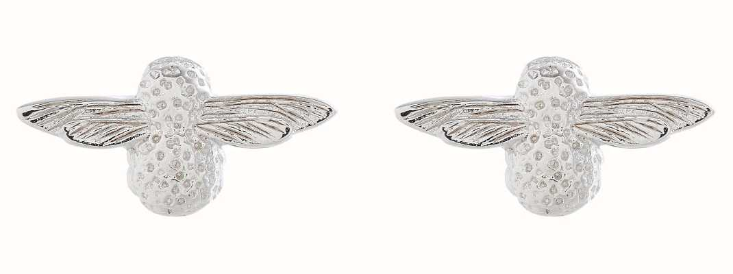 Olivia Burton | 3D Bee | Silver | Stud Earrings | OBJ16AME24